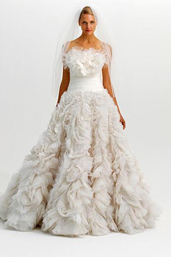 15 - Marchesa Bridal Φθινόπωρο Χειμώνας 2011 2012