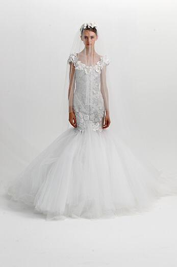 16 - Marchesa Bridal Φθινόπωρο Χειμώνας 2011 2012