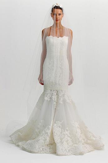 18 - Marchesa Bridal Φθινόπωρο Χειμώνας 2011 2012