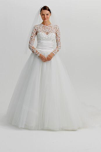 19 - Marchesa Bridal Φθινόπωρο Χειμώνας 2011 2012