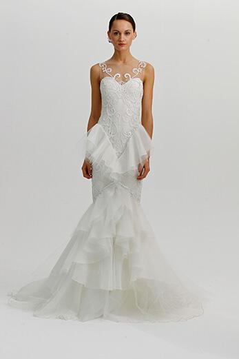 2 - Marchesa Bridal Φθινόπωρο Χειμώνας 2011 2012