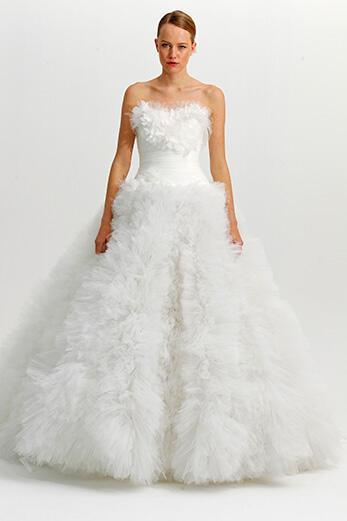 21 - Marchesa Bridal Φθινόπωρο Χειμώνας 2011 2012