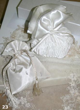 24 - Sposa Group Αξεσουάρ νύφης, Μπομπονιέρες & Στέφανα