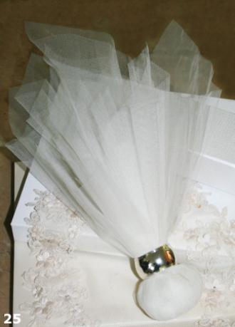 25 - Sposa Group Αξεσουάρ νύφης, Μπομπονιέρες & Στέφανα