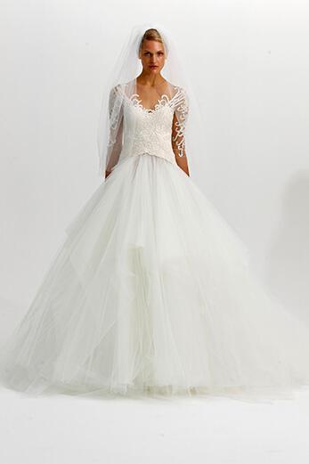 3 - Marchesa Bridal Φθινόπωρο Χειμώνας 2011 2012