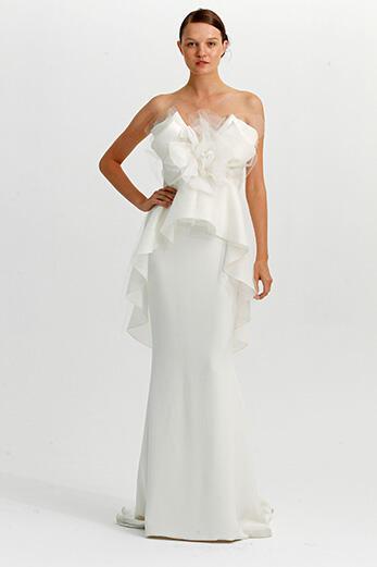 4 - Marchesa Bridal Φθινόπωρο Χειμώνας 2011 2012