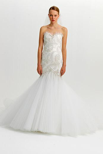 5 - Marchesa Bridal Φθινόπωρο Χειμώνας 2011 2012