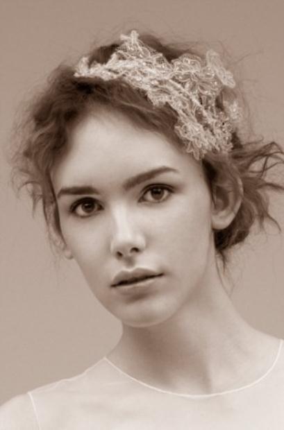 DENTELE HJPA 044 - Νυφικά αξεσουάρ για τα μαλλιά Jenny Packham