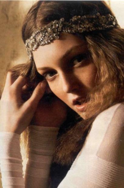 HJPA 017C1 - Νυφικά αξεσουάρ για τα μαλλιά Jenny Packham