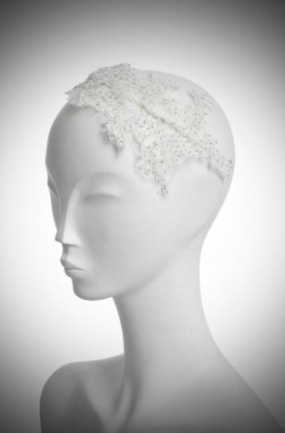 HJPA 044 DENTELLE - Νυφικά αξεσουάρ για τα μαλλιά Jenny Packham