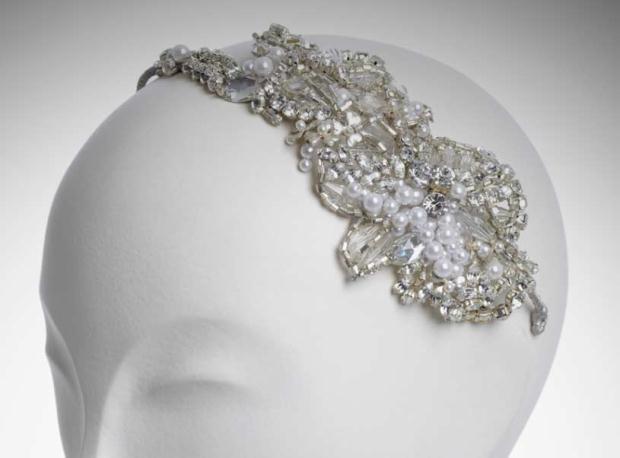 JP 037 - Νυφικά αξεσουάρ για τα μαλλιά Jenny Packham