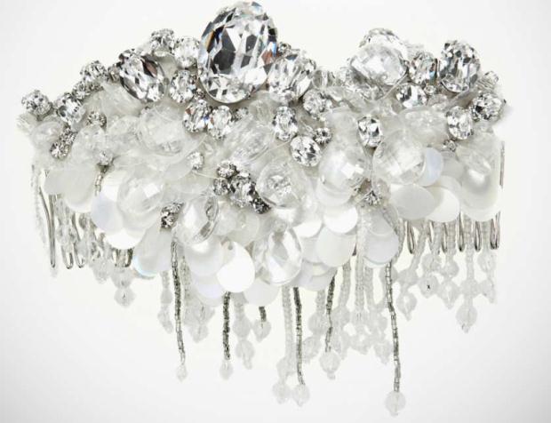 jp 035 - Νυφικά αξεσουάρ για τα μαλλιά Jenny Packham