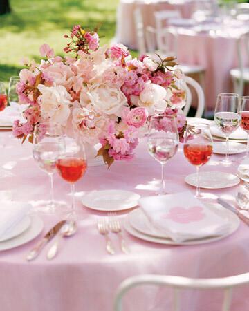 mwa spr10 cherry5 xl - Στολισμός τραπεζιών γάμου χρώμα ροζ!