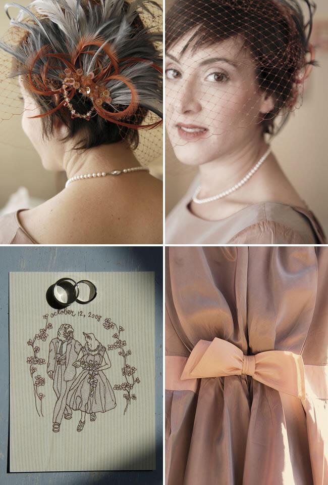 philadelphia vintage wedding - Γάμος με vintage αέρα