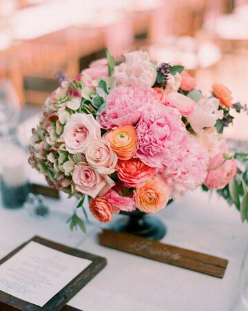 rw 0810 sky gio 1242 xl Στολισμός τραπεζιών γάμου χρώμα ροζ!
