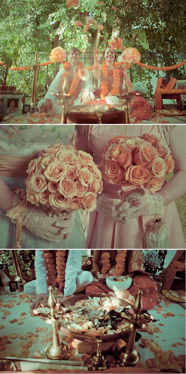 santa monica vintage wedding 1 - Γάμος με vintage αέρα