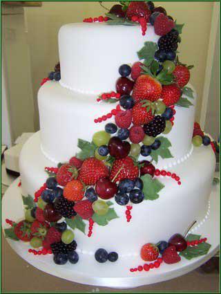 tourta gamou 2 - Γαμήλια τούρτα με προσωπικότητα