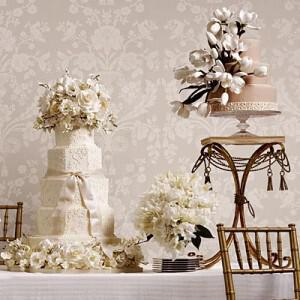 vintage wedding cakes 300x300 - Γάμος με vintage αέρα