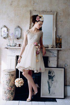 vintage1 - Γάμος με vintage αέρα