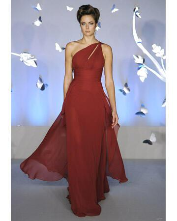 wd107284 sp12 laz 4136 xl - Βραδυνά Φορέματα 2012 για τη γαμήλια δεξίωση