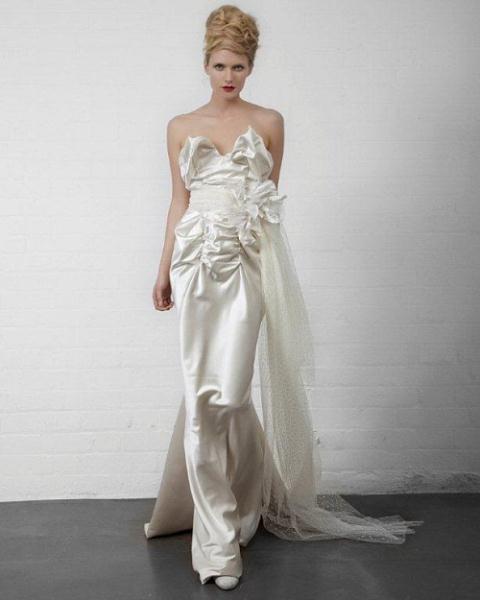Vivienne Westwood 2012 bridal collection
