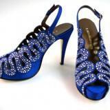 100 0375 160x160 - Νυφικά Χειροποίητα παπούτσια  Κεχαγιόπουλος 2011 2012