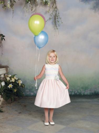 112336 007 LR - Joan Calabrese Φορέματα για παρανυφάκια Συλλογή 2012
