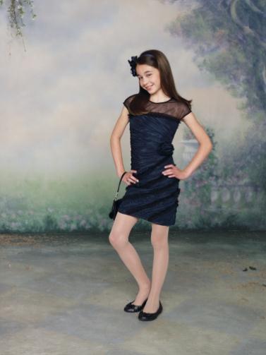 112340 0065 LR 01d81 - Joan Calabrese Φορέματα για παρανυφάκια Συλλογή 2012