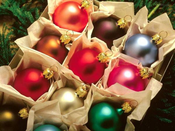 Christmas Balls 1385 - Οι «τάσεις» στα Χριστουγεννιάτικα Δένδρα