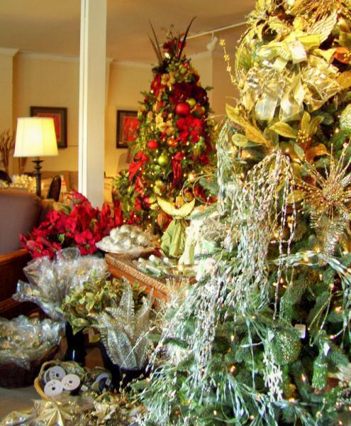 christmas tree decorating in nashville - Οι «τάσεις» στα Χριστουγεννιάτικα Δένδρα