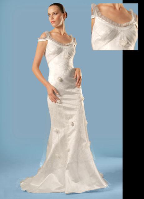 gown1 - COSTAS FALIAKOS by Christos Petridis Prêt-a-porter de luxe Marriage