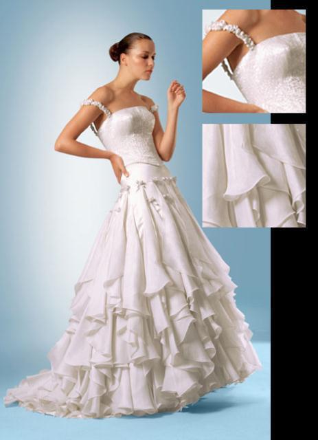 gown10 - COSTAS FALIAKOS by Christos Petridis Prêt-a-porter de luxe Marriage