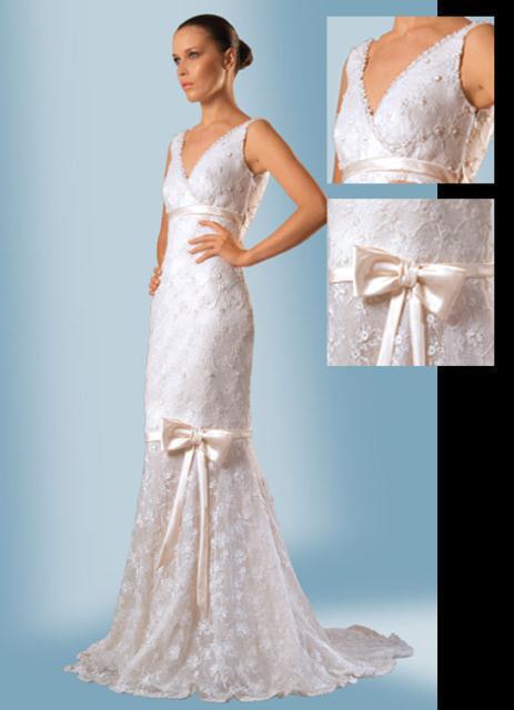 gown12 - COSTAS FALIAKOS by Christos Petridis Prêt-a-porter de luxe Marriage