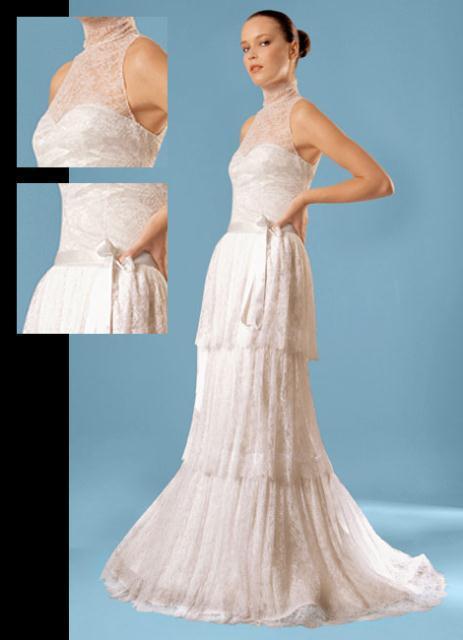 gown3 - COSTAS FALIAKOS by Christos Petridis Prêt-a-porter de luxe Marriage