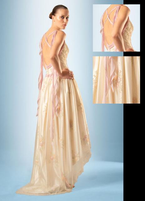 gown4 - COSTAS FALIAKOS by Christos Petridis Prêt-a-porter de luxe Marriage