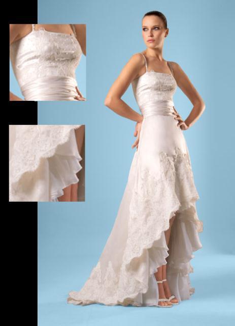 gown6 - COSTAS FALIAKOS by Christos Petridis Prêt-a-porter de luxe Marriage
