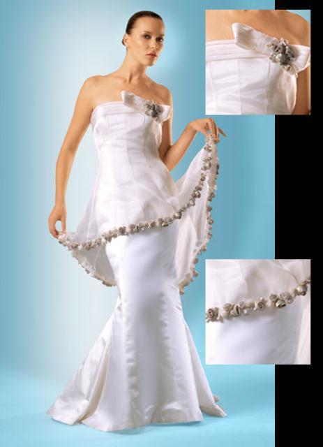 gown8 - COSTAS FALIAKOS by Christos Petridis Prêt-a-porter de luxe Marriage