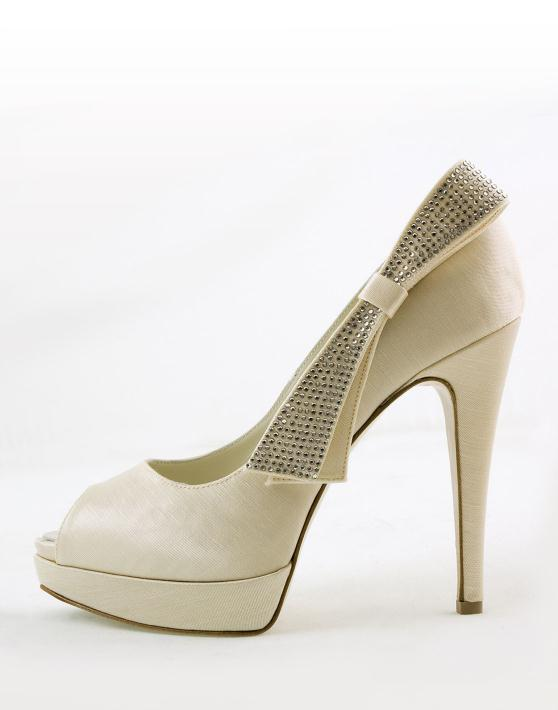 image2 zoom J.Bournazos Νυφικά και Γαμπριάτικα παπούτσια