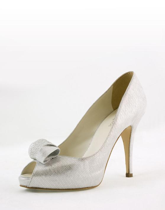 image3 zoom J.Bournazos Νυφικά και Γαμπριάτικα παπούτσια
