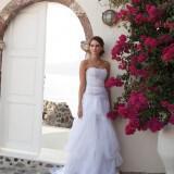 000872 gwlyo 9 160x160 - Νυφικά Φορεματα 2012 Denise Eleftheriou Νυφική συλλογή 2012
