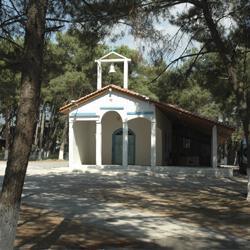 000 Agios Trifonas Thermis Εκκλησίες & παρεκκλήσια της Θεσσαλονίκης για το γάμο και τη βάπτιση