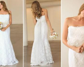 211 350x280 - Νυφικά Φορεματα 2012 Alice Padrul