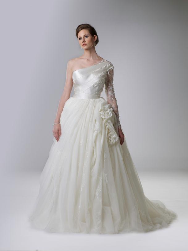 Νυφικά Φορεματα 2012 Collection Rina Di Montella