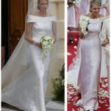 Charlene Wittstock Monaco Wedding1 160x160 - Διάσημοι γάμοι - Νυφες του 2011