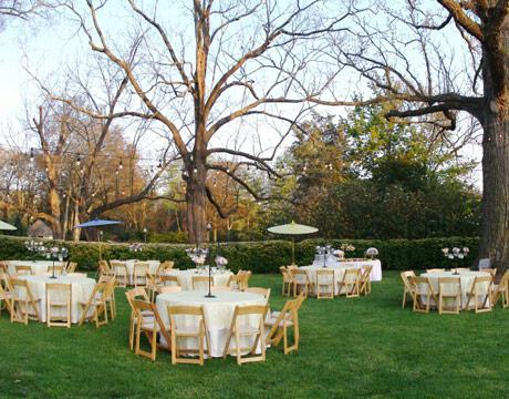 Outdoor Wedding Reception Ideas - Δεξίωση γάμου σε κτήμα