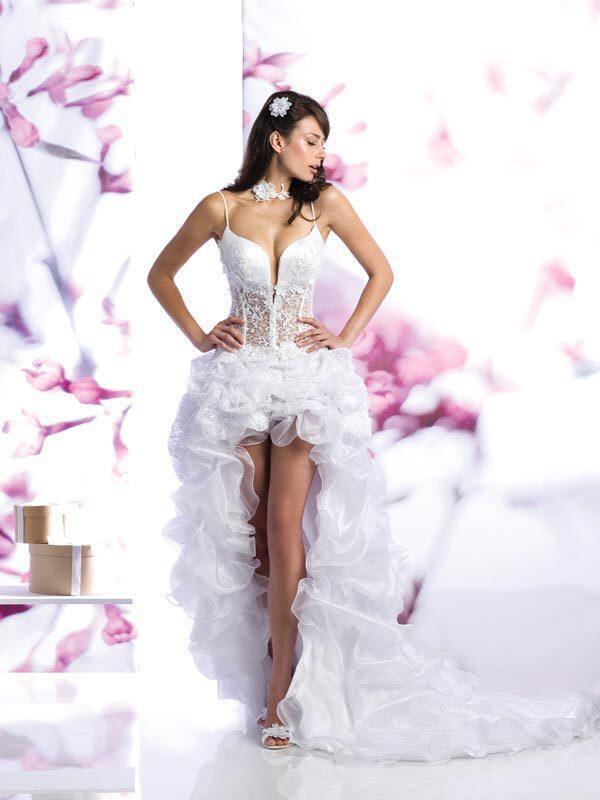 Short Wedding Dresses 3jpg1 - Κοντό νυφικό, κάνει για μένα?
