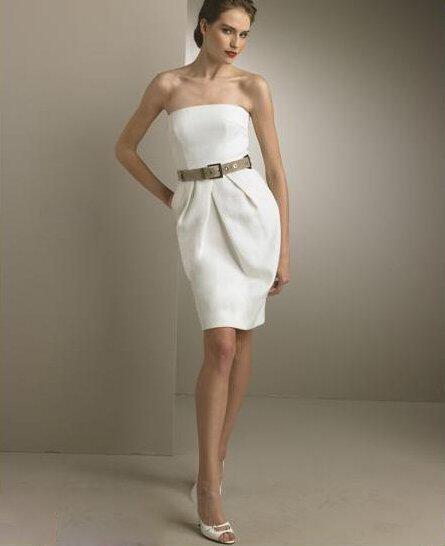 Short Wedding Dresses - Κοντό νυφικό, κάνει για μένα?