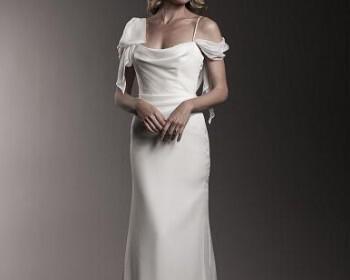 The Magnificent Flirt 350x280 - Νυφικά Φορέματα 2012 Amy Kuschel