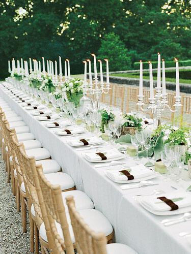 Wedding Reception Ideas - Δεξίωση γάμου σε κτήμα
