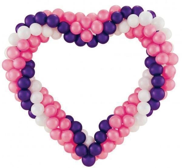 Balloon planet διακοσμήσετε με μπαλόνια και να χαρίσετε πολλά χαμόγελα